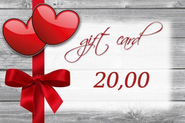 Gift Cart 20