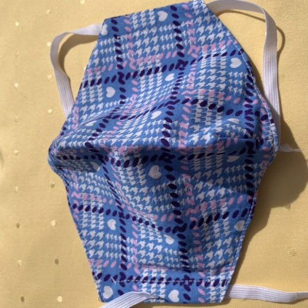 Communitymaske Baumwolle