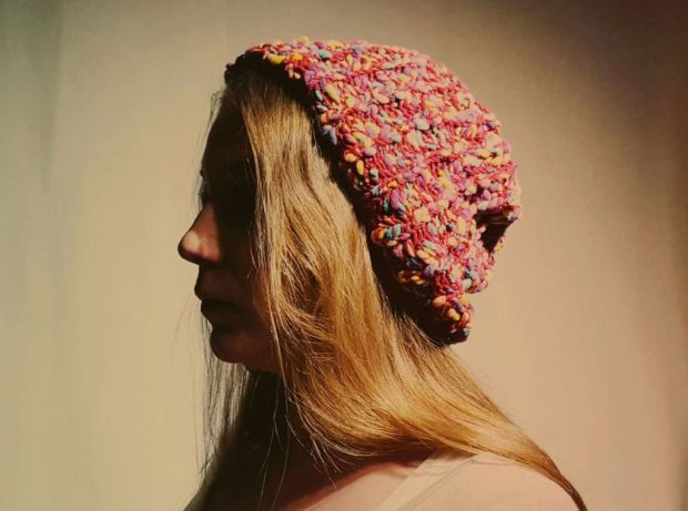 Beanie Mütze Boucle