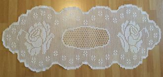 crochet cover large