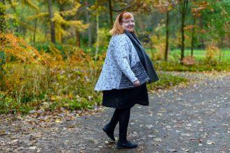 Ella E-Pattern | Ebook Jacket or Vest for Woman Ladies