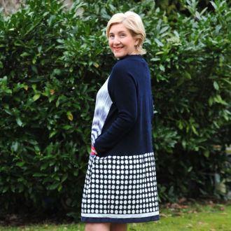 E-Pattern OLIVIA Knee-length Dress, Tunic for Ladies